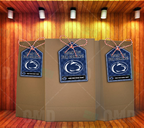 Penn State Nittany Lions - Bag Tag - Product 1