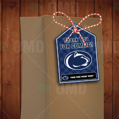 Penn State Nittany Lions - Bag Tag - Product 3