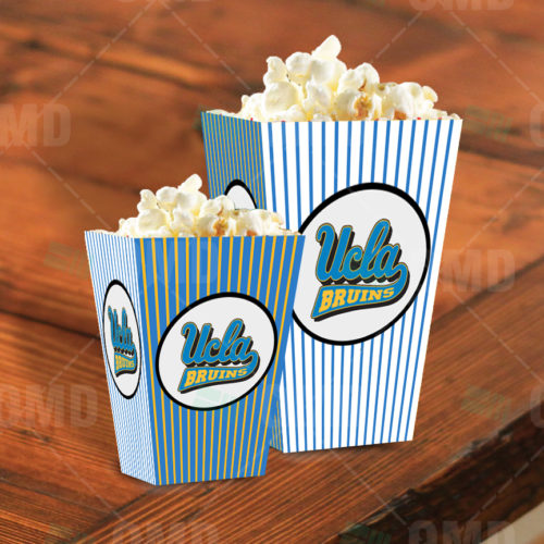 UCLA Bruins - Popcorn Box - Product 1