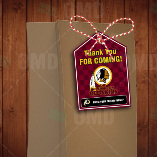 Washington Redskins - Bag Tag - Product 3