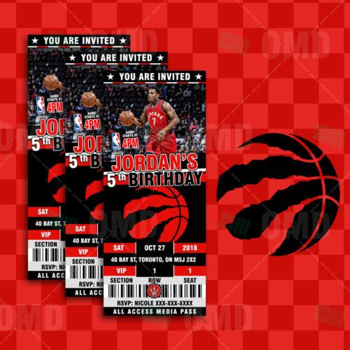 Toronto Raptors - Invite 2 - Product 1