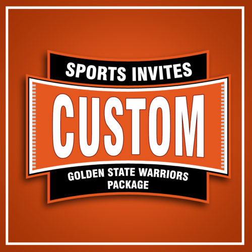 Custom Listing - Warriors Pack