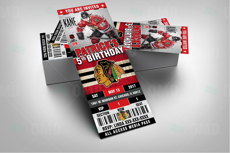 chicago blackhawks hockey ultimate party package  u2013 sports