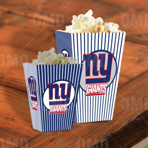 New York Giants Ticket Style Sports Party Invitations – Sports Invites 342c4fe09