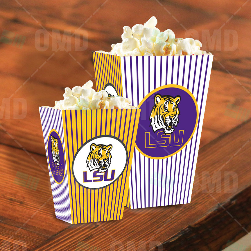 Lsu Tigers Birthday Party Supplies Unique Birthday Party Ideas And
